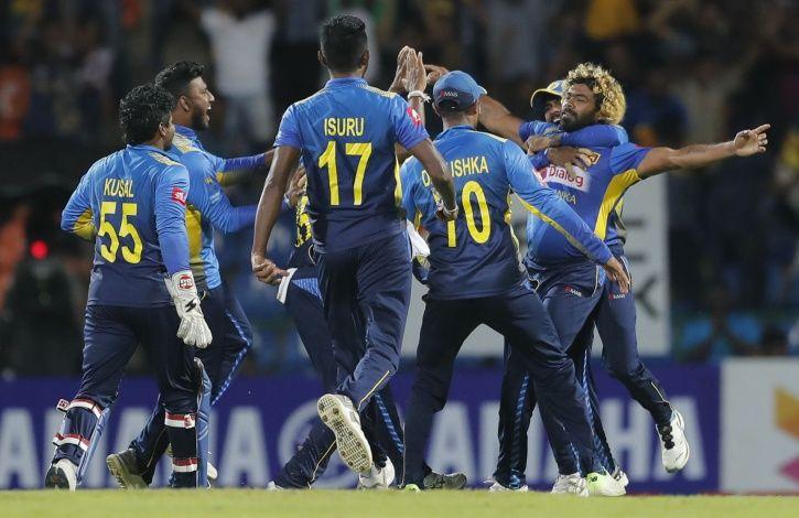 Sri Lanka tour pakistan