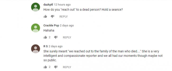 stupid reporter