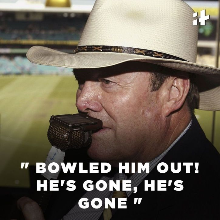 Tony Greig is still remembered