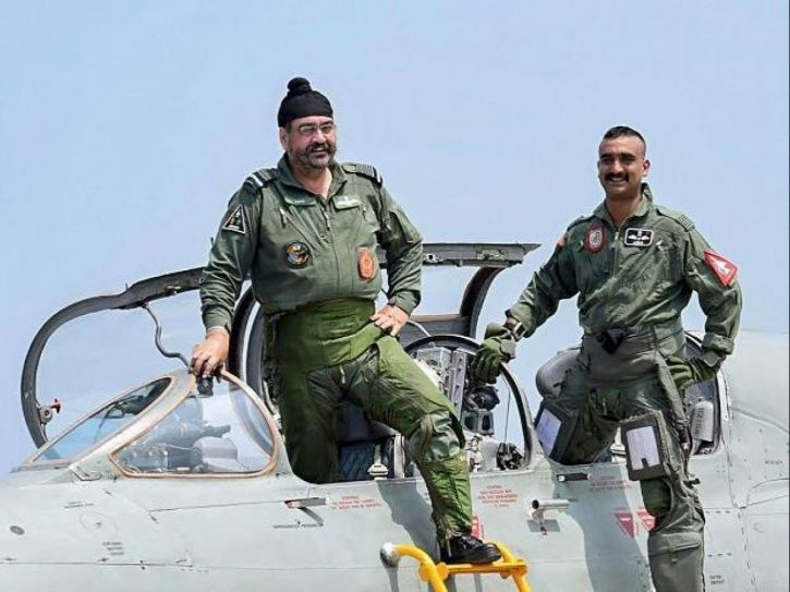 upcoming bollywood biopics: Balakot is based on IAF Wing Commander Abhinandan Varthaman.
