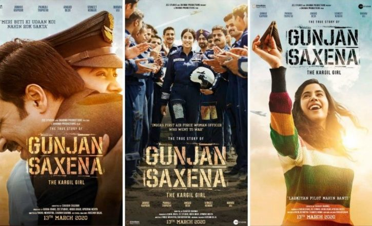 Upcoming bollywood biopics: Gunjan Saxena- The Kargil Girl