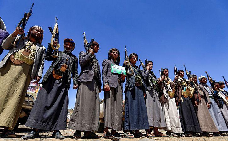 Yemen Houthis Say Attacked Saudi Border Frontline