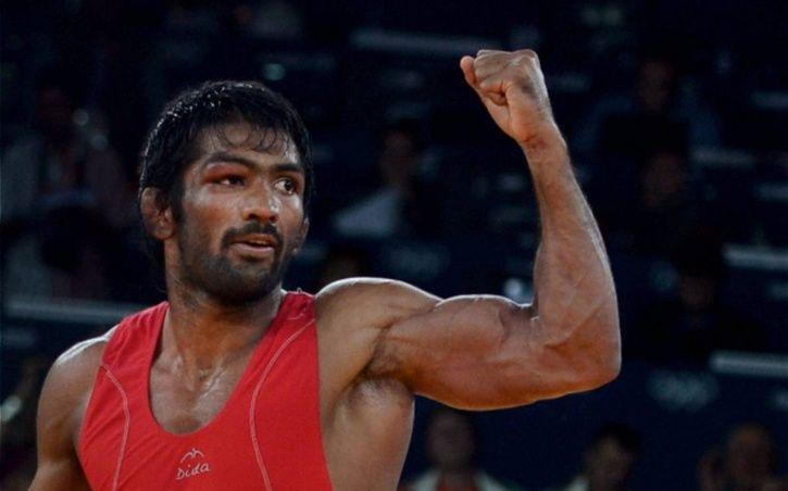 Yogeshwar Dutt won bronze in London