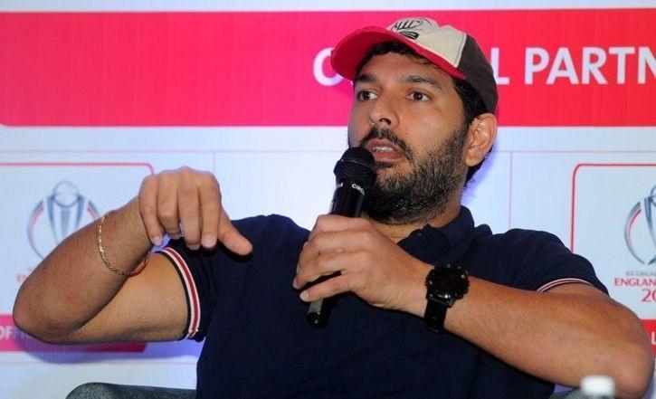 Yuvraj Singh came back after cancer