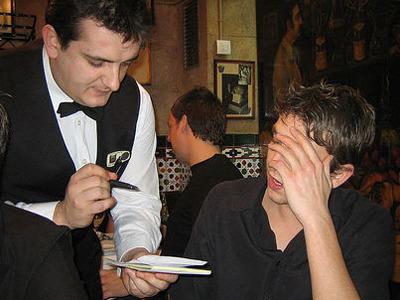 How Restaurants Cheat Customers