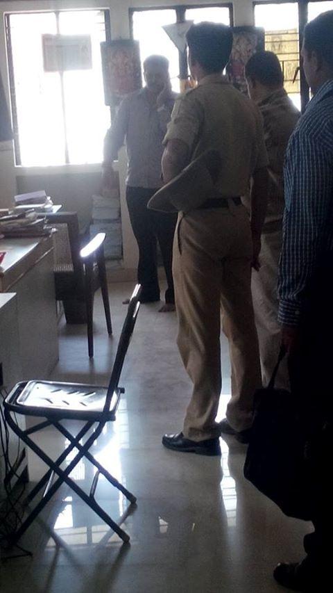 Police Arrested T.Praveen Kumar, So-called Sec. General: TFI