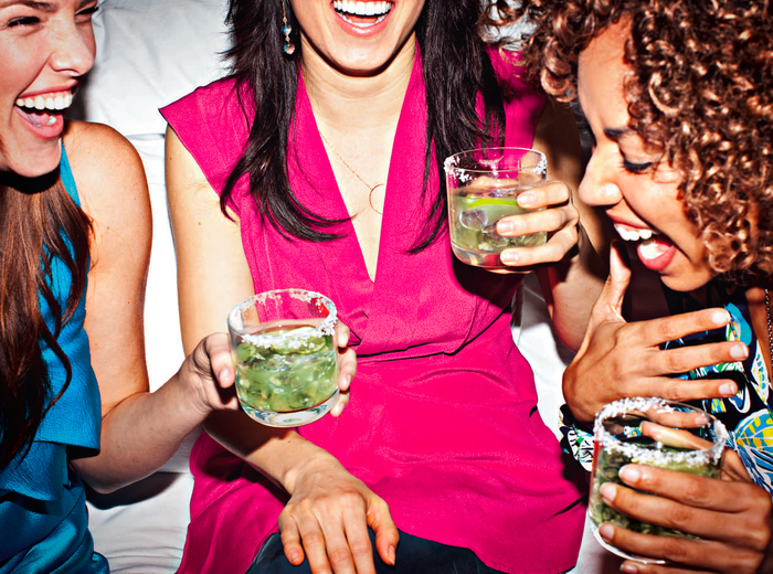 Forget TGIF, Bring On The Ladies Night!