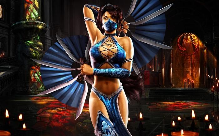 Sexualisation Of Women In Video Games