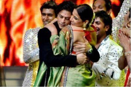 Vidya Balan And SRK: Two Peas In A Pod!
