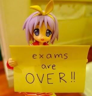 Exams Over... SooOoo HaPpY