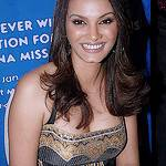 Diana Hayden - Femina Miss India Contest In 1997