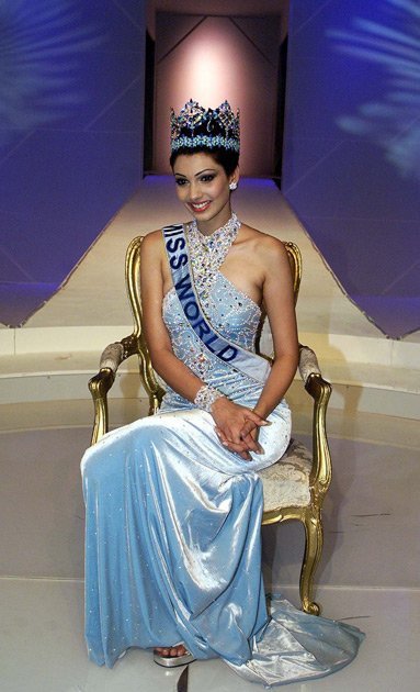 Reita Faria-  Miss World Title In 1966