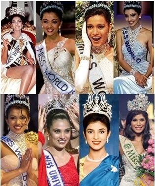 Femina Miss India : Few Historical Facts