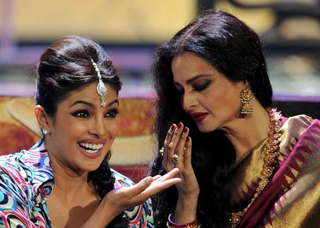 Priyanka Chopra, The Next Rekha Of Bollywood!
