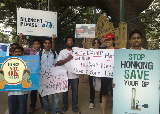 Indians Are Obsessed With Honking