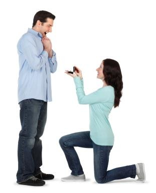 Okay For Girl To Propose To A Boy?