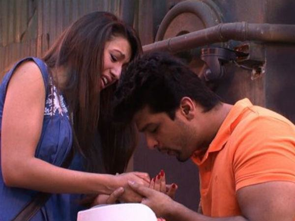 When Fake Love Blossomed In Bigg Boss!