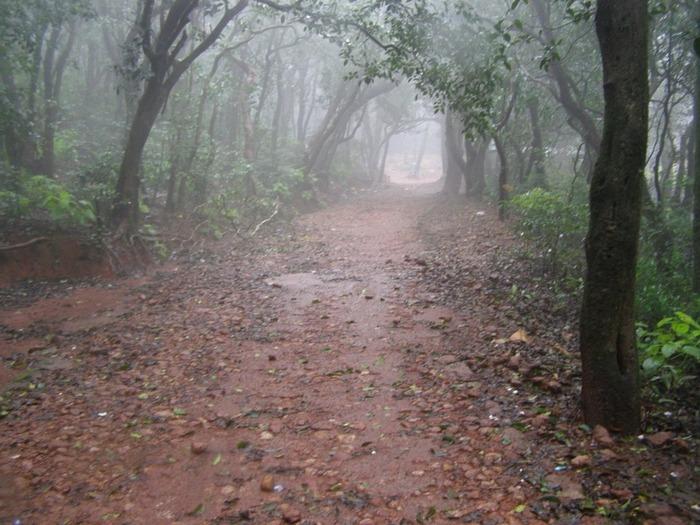 Ghost Encounters In Matheran