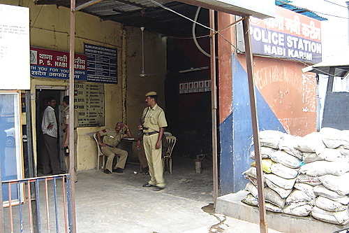 Indian Police Work In Pathetic Conditions
