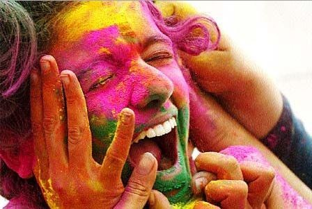 Holi Unsafe For Women