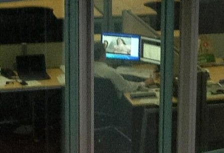 Caught Watching Porn At Work
