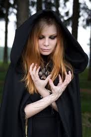 'My Mother Is Into Black Magic'