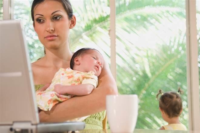 Working Women=Bad Mothers