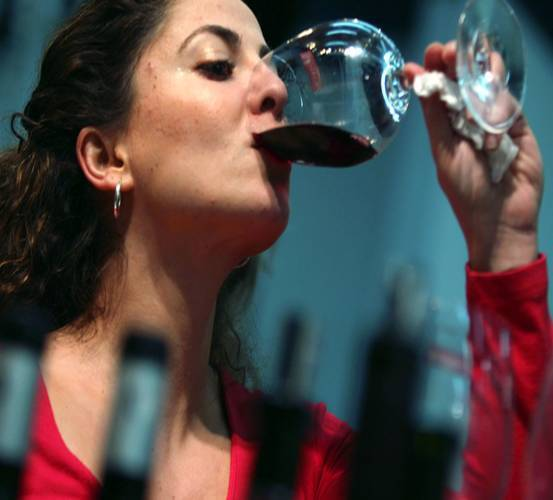 Women Who Drink Are Characterless?