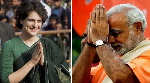 Is Modi Afraid Of Priyanka Gandhi?