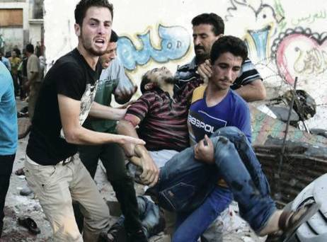Gaza Bloodbath: What Is The World Coming To?