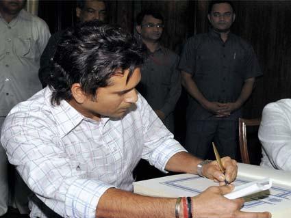 'Sachin Shouldn't Be An MP'