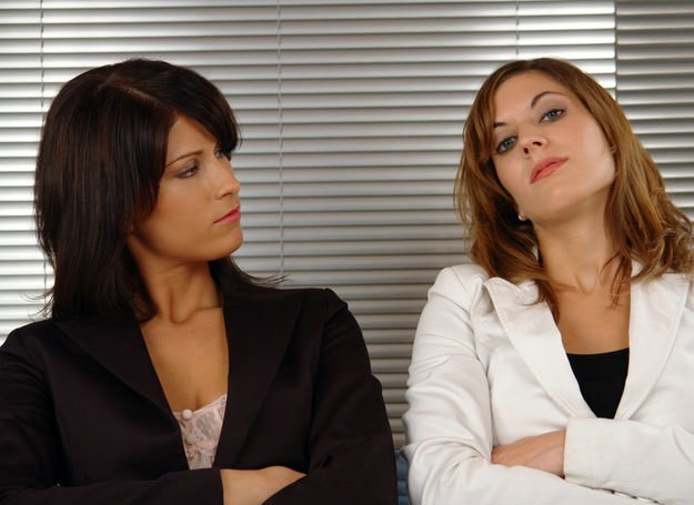 How To Deal With A Jealous Co-worker