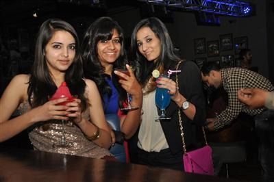 Safe For Delhi Girls To Party At Night?