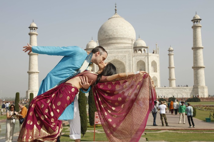 Love In India. Terms And Conditions Apply.