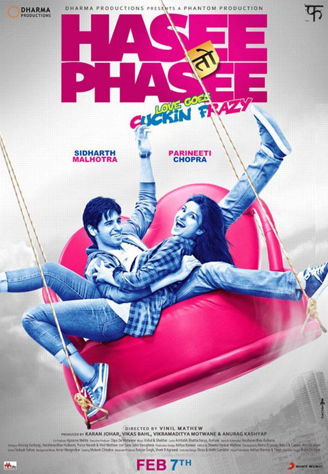 Hasee Toh Phasee The Bollywood Movie