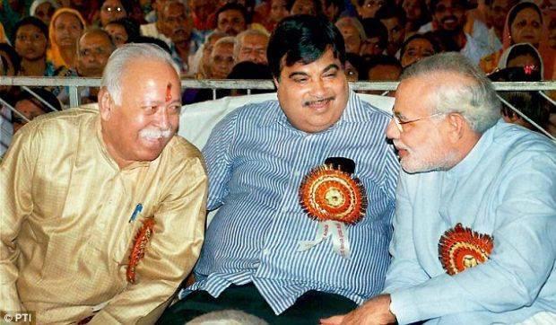 Modi Takes Full Control Of BJP!
