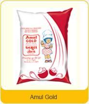 Amul Milk Products