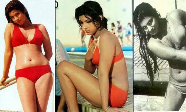 Actresses Who Wore Bikini In Debut Film
