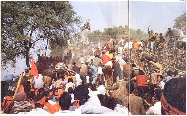 Are We Headed For Another Babri Masjid?