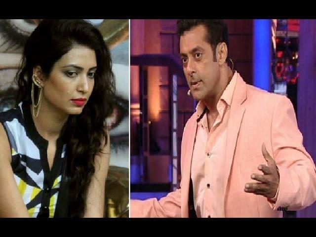 Is Salman Khan Being Too Harsh On Karishma Tanna?