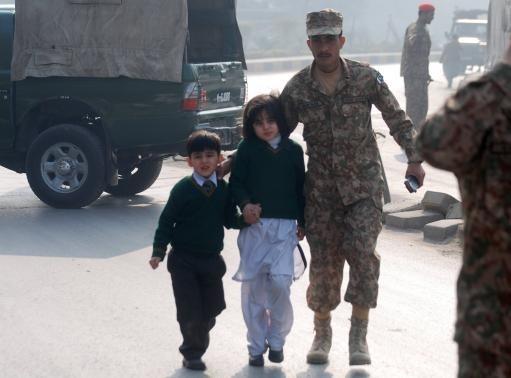 Welcome To Hell: Terrorism Kills School Children