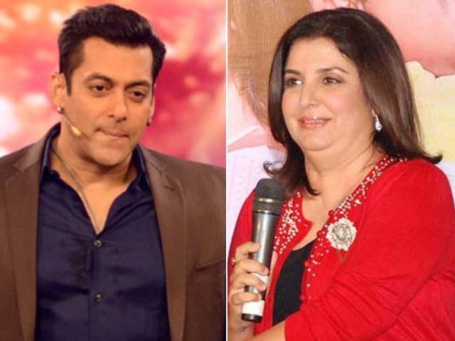 Can Farah Khan Match Up To Bigg Boss Host Salman Khan?