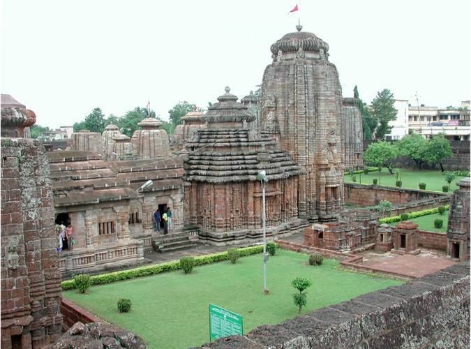 The Oldest Temple In India - Lingaraja Temple
