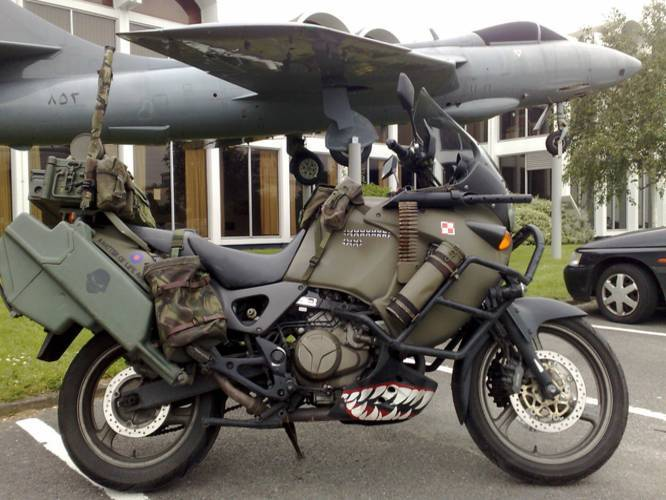 Crazy Concept Motorbikes In The World - Wild Coyote