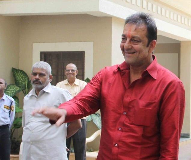 Indian Judiciary A Joke: Sanjay Dutt Out On Parole AGAIN!