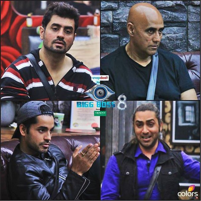 Bigg Boss 8: Finally, It's The End Of P3G!