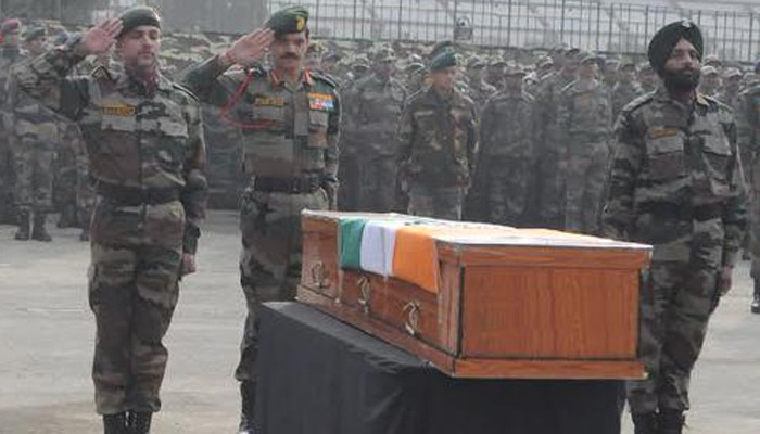 'We Salute The Martyrs Of J&K Attacks'