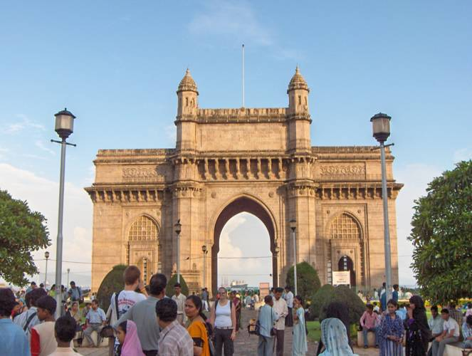 Historical Monuments In Mumbai - The Gateway Of India
