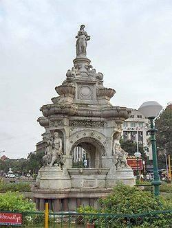 Historical Monuments In Mumbai - Flora Fountain