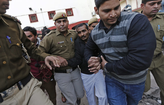 How Should This Rapist Be Punished?